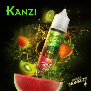 12 Monkeys – Kanzi E-liquid