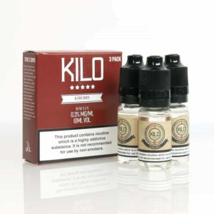Kilo Kiberry Yogurt E-liquid 3 X 10ML