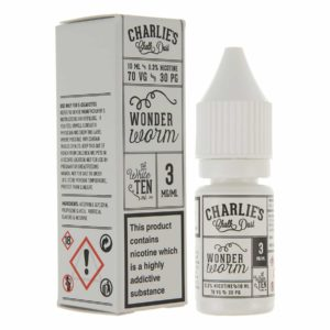 Charlie's Chalk Dust – Wonder Worm E-liquid 10ml