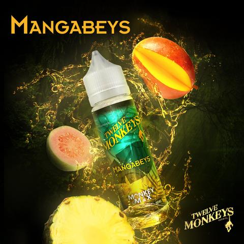 12 Monkeys – Mangabeys E-liquid