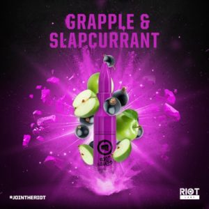 Riot Squad – Grapple & Slapcurrant
