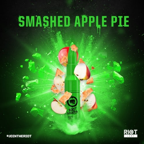 Riot Squad – Smashed Apple Pie