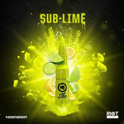 Riot Squad – Sub Lime