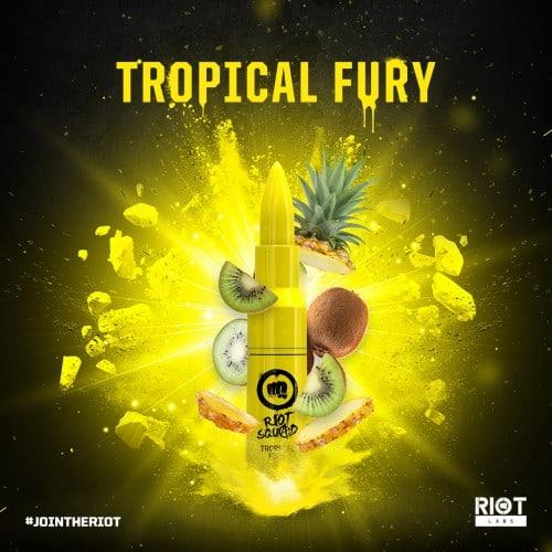 Riot Squad – Tropical Fury