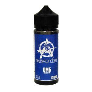 Anarchist Juice – Blue E-liquid Shortfill