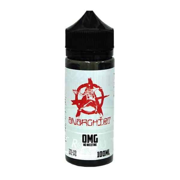 Anarchist Juice – White E-liquid-Shortfill