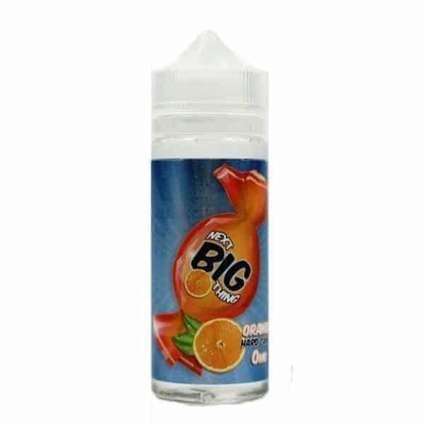 Orange Hard Candy – Next Big Thing E Liquid