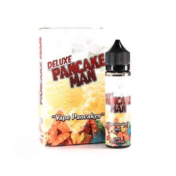 Deluxe Pancake Man By Vape Breakfast Classics