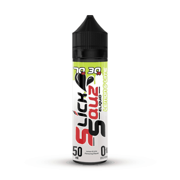 Slick Sauz – Lemon & Lime – 70/30