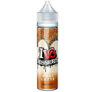 CHAI LATTE ELIQUID BY I VG DESSERTS