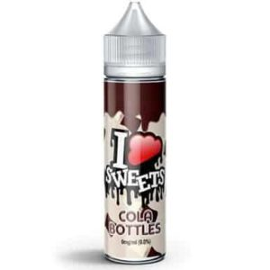 COLA BOTTLES ELIQUID BY I VG SWEETS