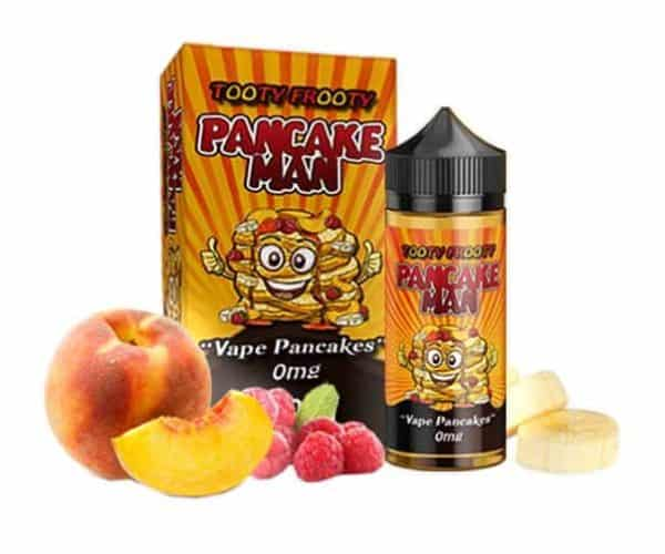 Tooty Frooty Pancake Man By Vape Breakfast Classics