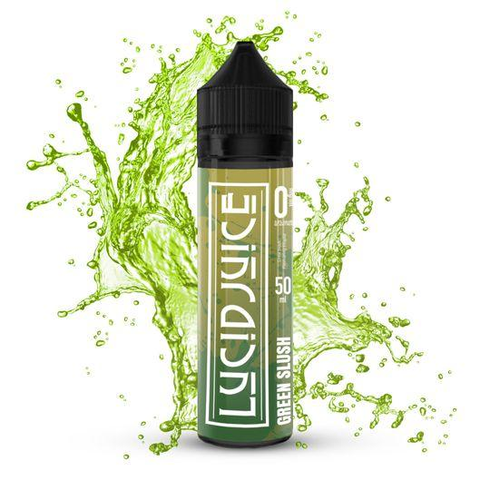Lucid Juice – Green Slush