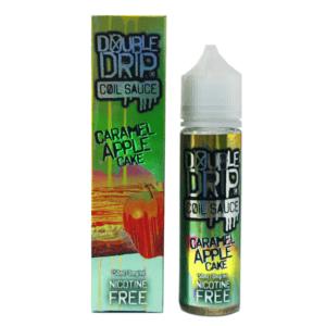 Caramel Apple – Double Drip Coil Sauce E liquid