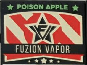 Poison Apple – Fuzion Vapor