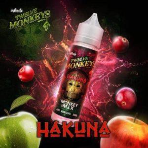 Twelve Monkeys Hakuna Liquid Vape Juice
