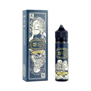 GAMBINO ELIQUID BY NASTY X KILO 50ML