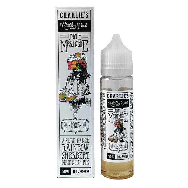 Charlie's Chalk Dust E Liquid – Uncle Meringue