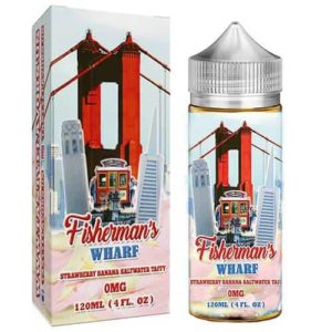 FISHERMAN'S WHARF ELIQUID BY VAPE BREAKFAST CLASSIC