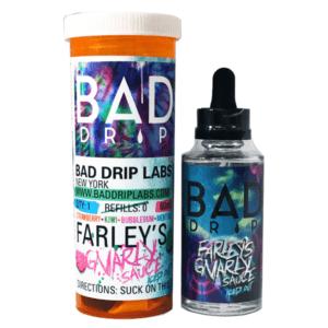 Bad Drip – Farley's Gnarly Sauce Iced Out E-liquid