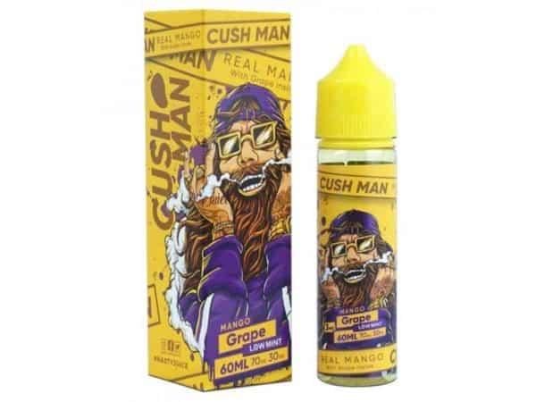 Cushman Series Mango Grape 60ml