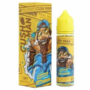 Cushman Series Mango Banana 60ml