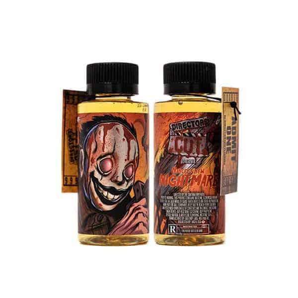 Nanceys New Nightmare E-Liquid by Directors Cut