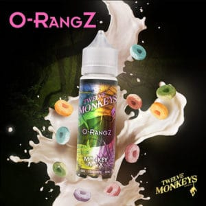 12 Monkeys – O Rangz E-liquid shortfill