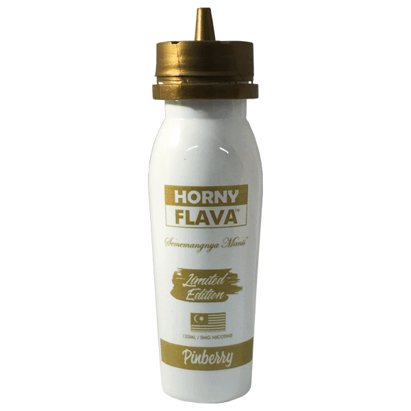 Horny Flava – Horny Pinberry 100ml Limited Edition