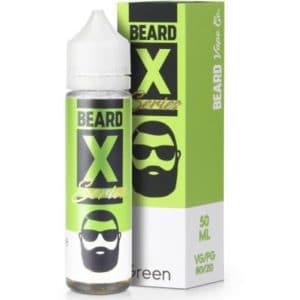 Green E-Liquid by Beard Colours