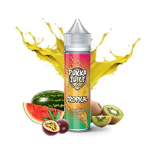 TROPICAL ELIQUID BY PUKKA JUICE