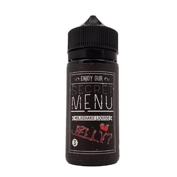 Jelly? Mixed Berries Secret Menu by Milkshake Liquids