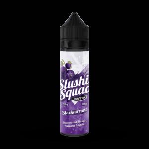 Blackcurrant Slush E-liquid by Slushie Squad