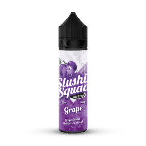 Grape Slush E-liquid by Slushie Squad
