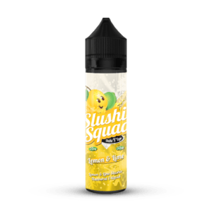 Lemon & Lime Slush E-liquid by Slushie Squad