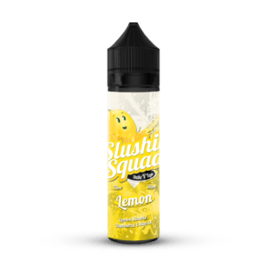 Lemon Slush E-liquid by Slushie Squad