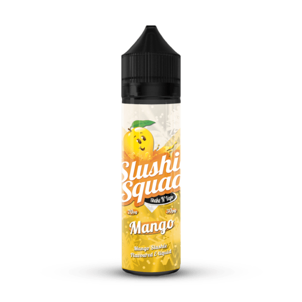 Mango Slush E-liquid by Slushie Squad