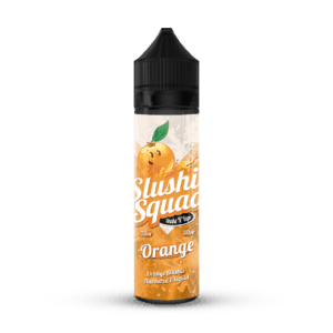 Orange Slush E-liquid by Slushie Squad
