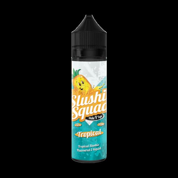 Tropical Slush E-liquid by Slushie Squad