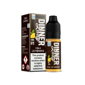 Cola Lemonade – Dinner Lady 50/50 E-Liquid