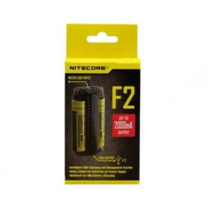 Nitecore F2 Flexible Power Bank, powerbank and charger