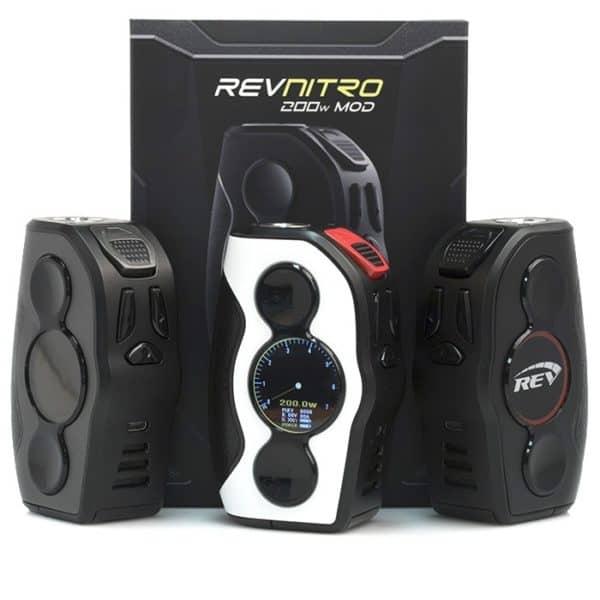 REV NITRO TC BOX MOD 200W