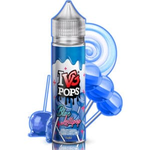 I VG POPS - BLUE LOLLIPOP E LIQUID