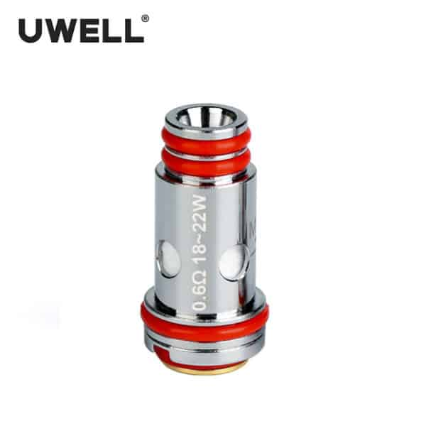 UWell Whirl Coils – 0.6 Ohm