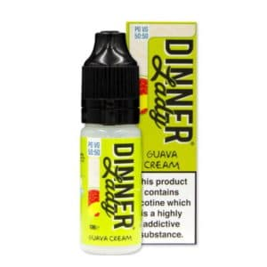 Guava Cream - Dinner Lady 50/50 E-Liquid