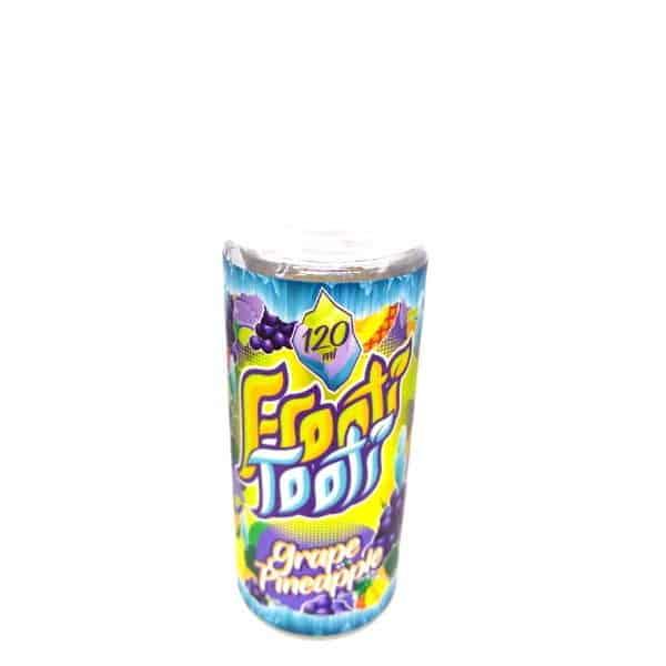 Grape Pineapple E Liquid by Frooti Tooti Ice Series