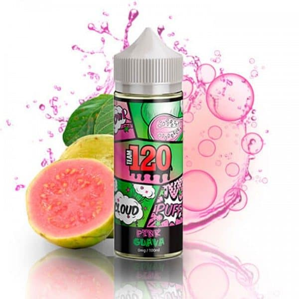 Team 120 – Pink Guava
