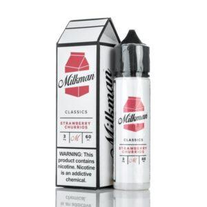 Strawberry Churrios E-liquid – The Milkman Classics