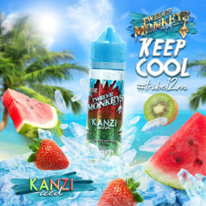Twelve Monkeys - Kanzi Iced