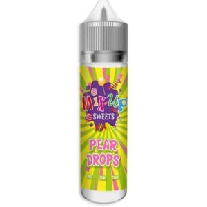PEAR DROPS E-LIQUID BY MIX UP SWEETS